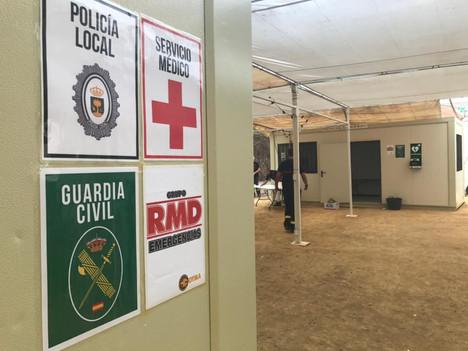 Seguimos realizando colaboración, gestión y coordinación con los Plan de Seguridad y Autoprotección