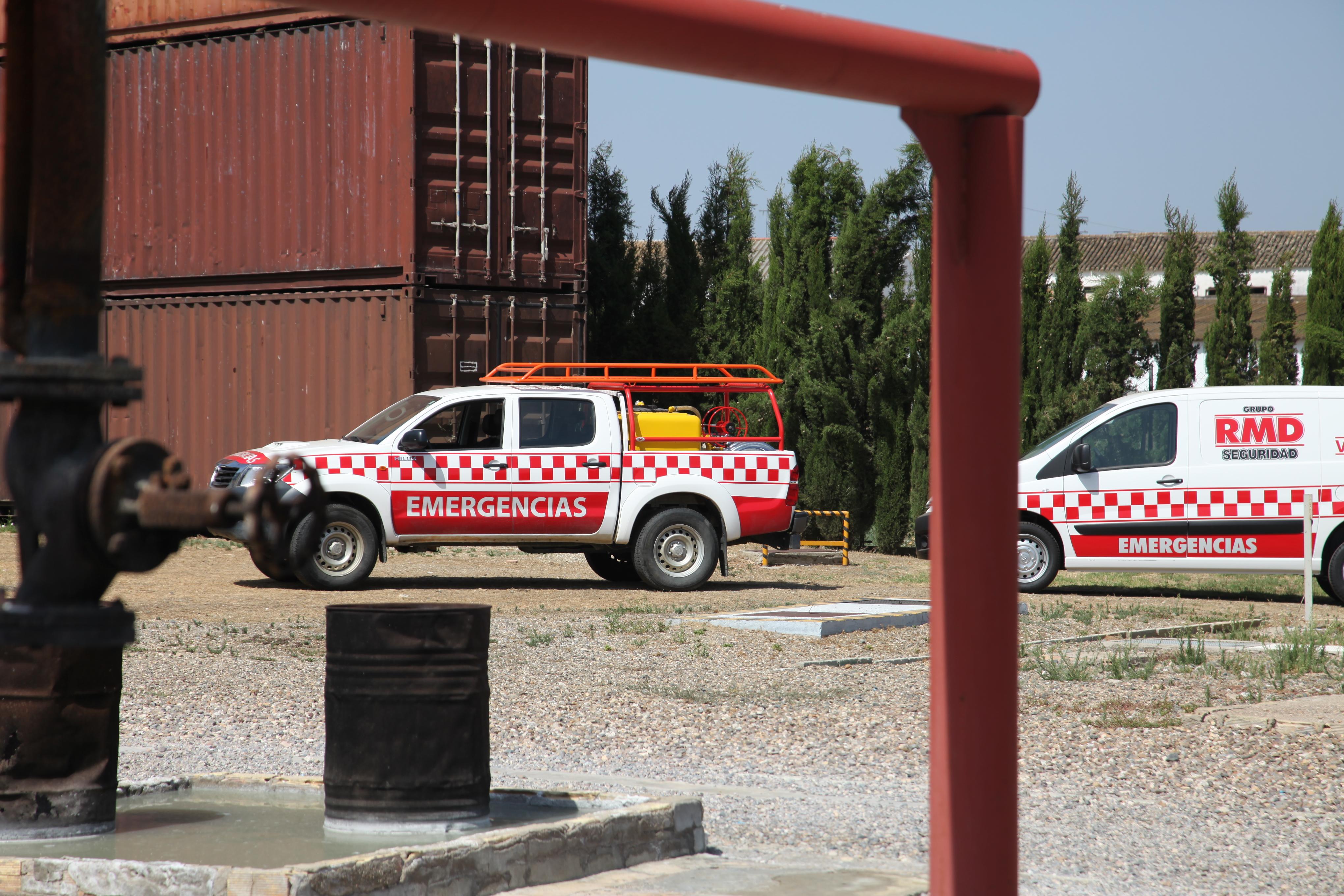 Vehiculos Emergencias RMD