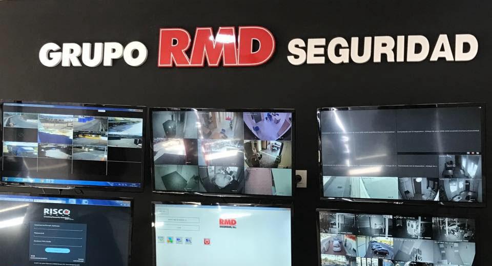 Receptora Grupo RMD Seguridad CRA1