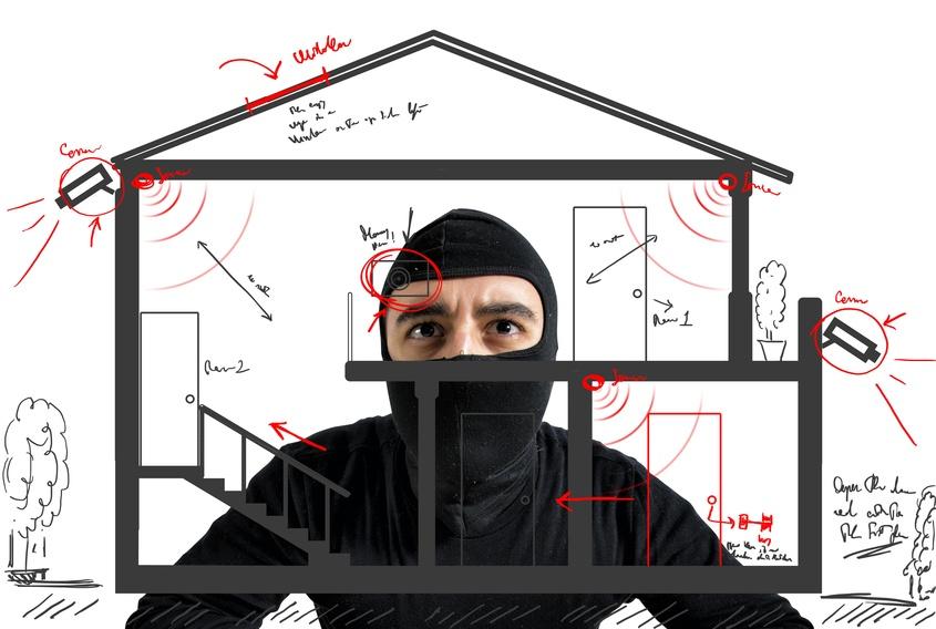 Protección anti intrusos