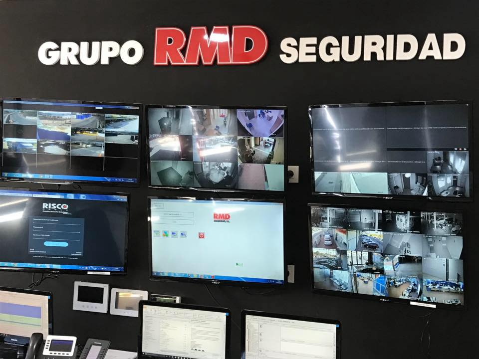 Receptora Grupo RMD Seguridad CRA