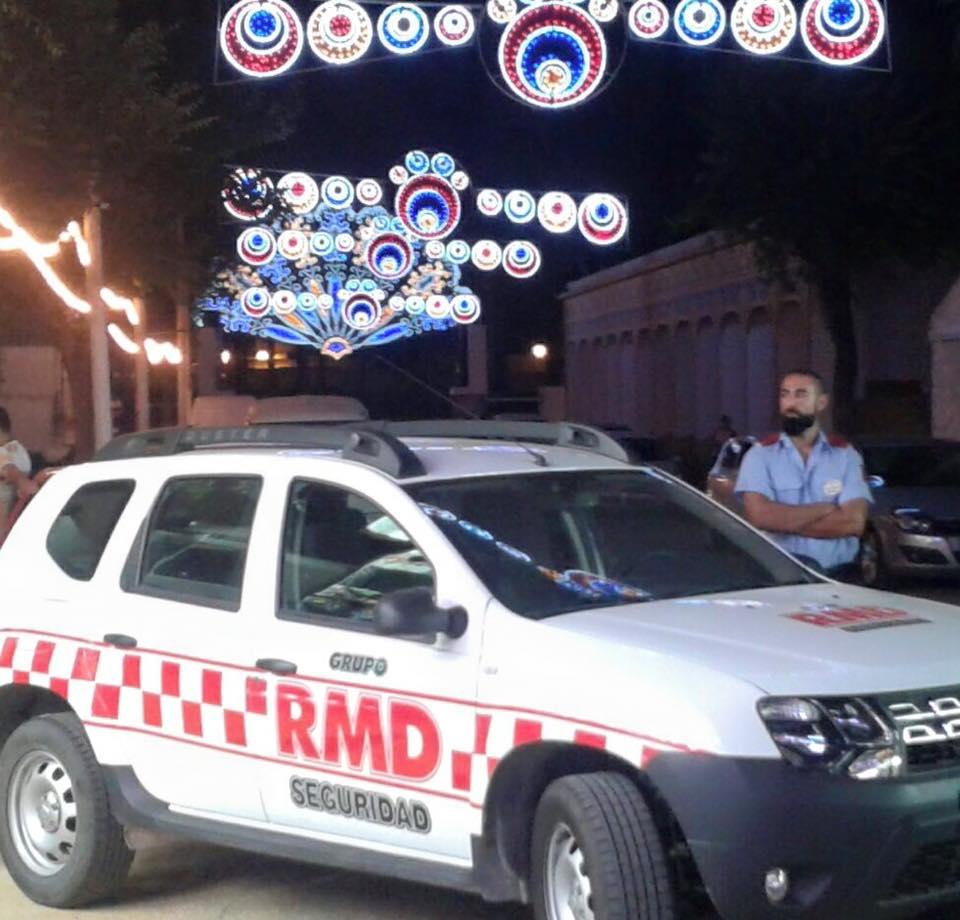 Vigilante  Grupo RMD