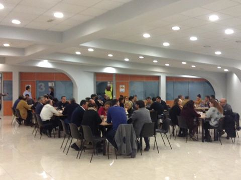 Jornada de NETWORKING
