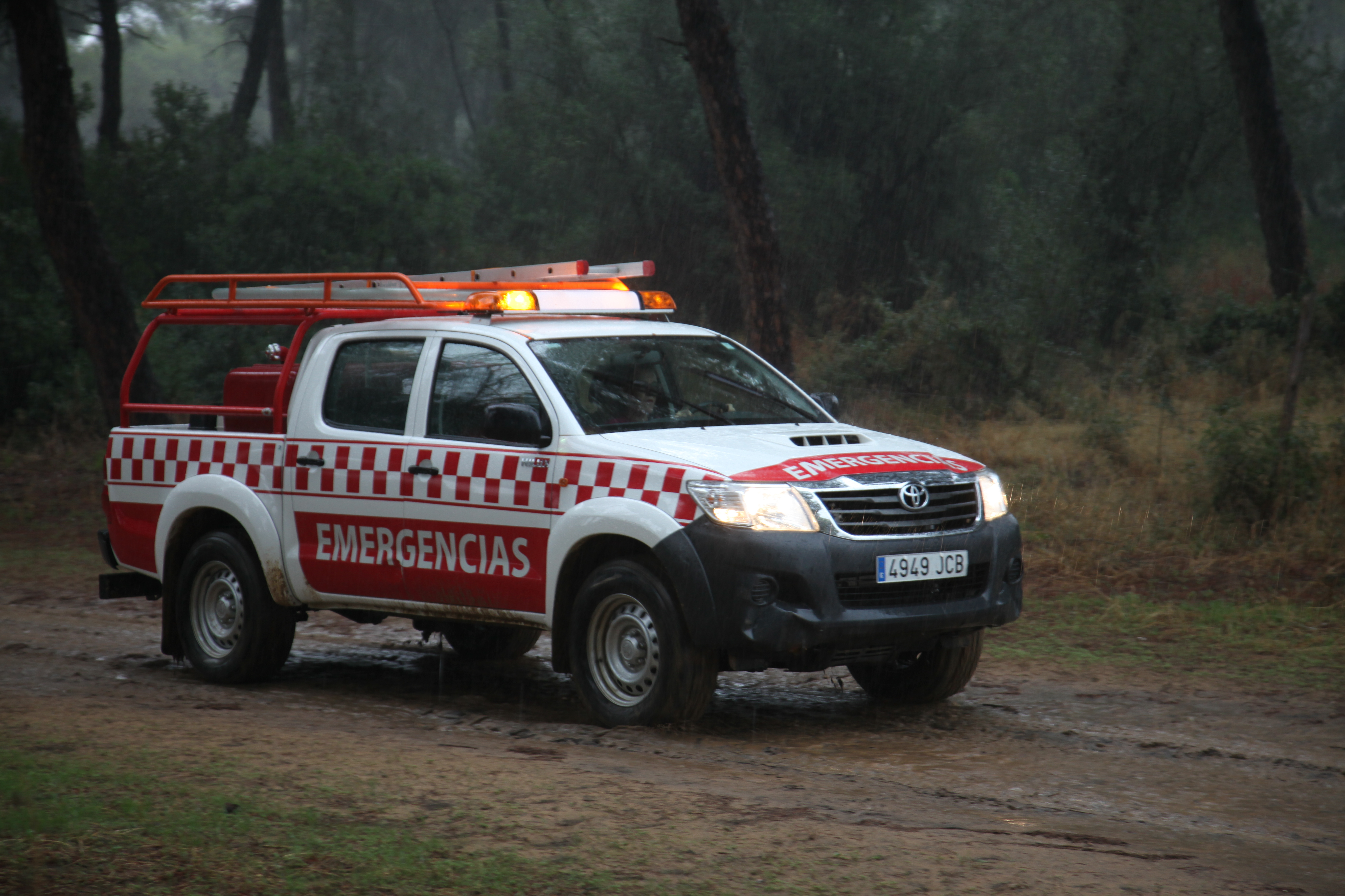 VEICULO EMERGENCIA RMD PICK UP