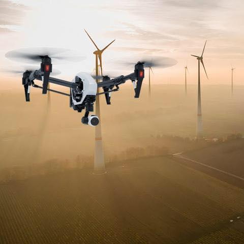 Dron  Grupo RMD