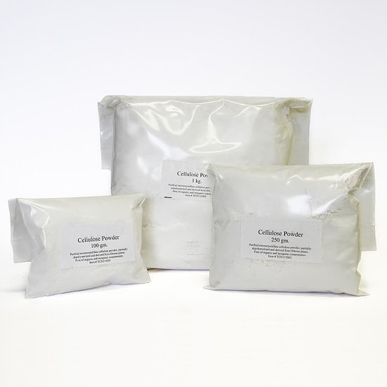 纖維素粉 Cellulose Powder