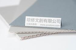 無酸性瓦楞紙板