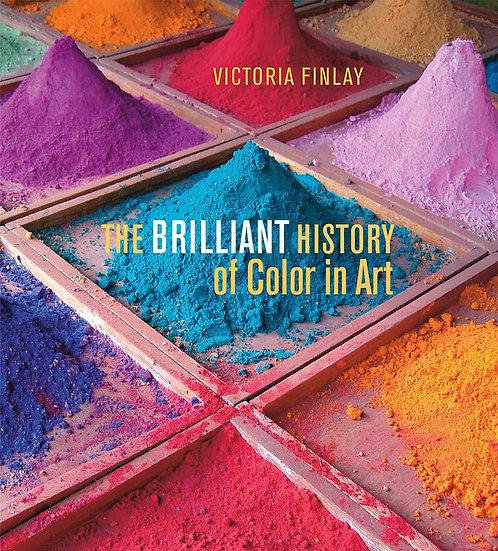 色彩在藝術歷史的輝煌
