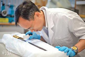 為人類遺產癒傷 文物修復師守護歷史