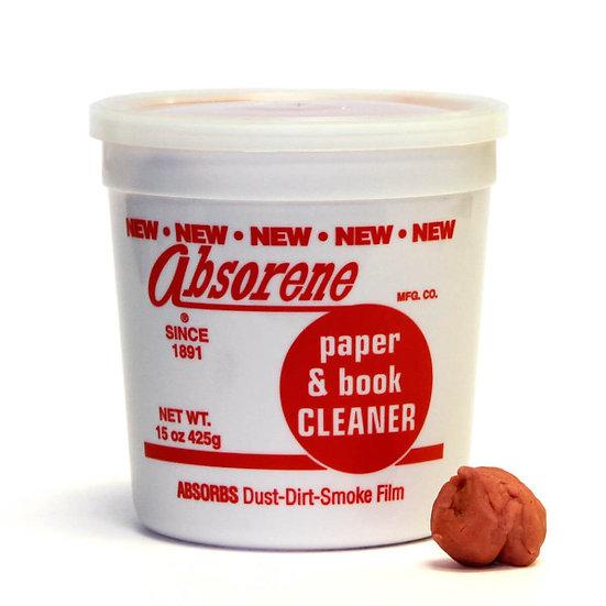 紙張書籍清潔泥  Absorene