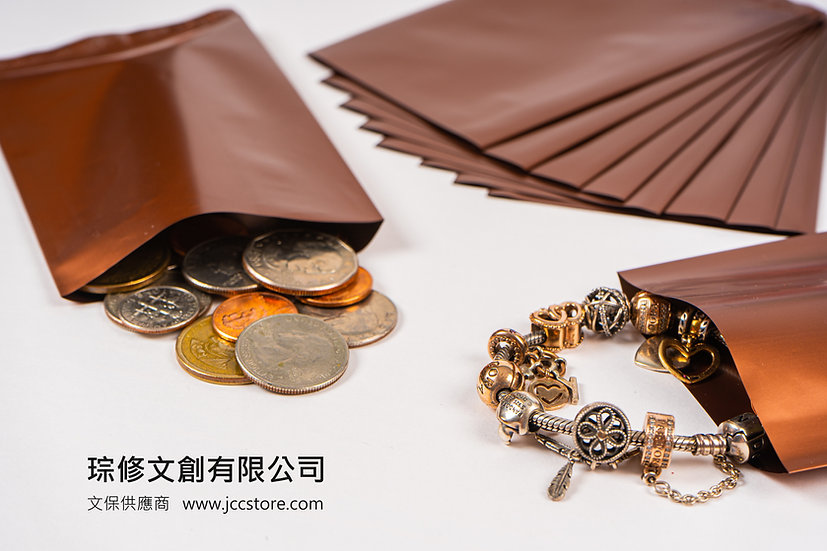 金屬防腐蝕夾鏈袋 Corrosion Intercept Pouches & Zipper Lock Bags