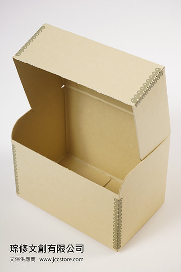 無酸攝影作品保護盒 Clamshell Lid Negative/Print Storage Boxes