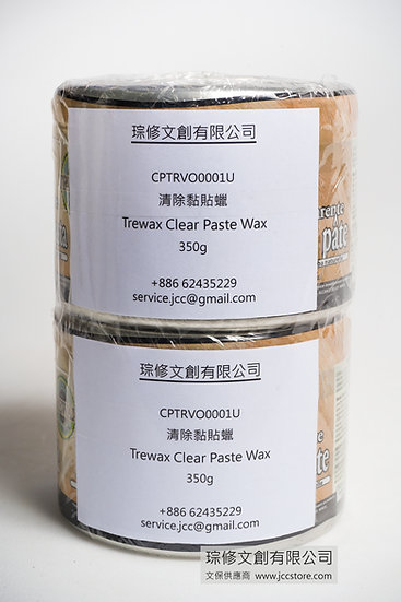 清除黏貼蠟 Trewax Clear Paste Wax