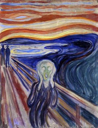 【挪威名畫《吶喊》正在褪色,最新的研究從化學分析找到原因】