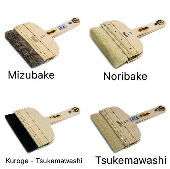 日本製裱褙用刷