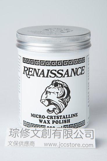 中性清潔上光蠟(微晶蠟) Renaissance Wax
