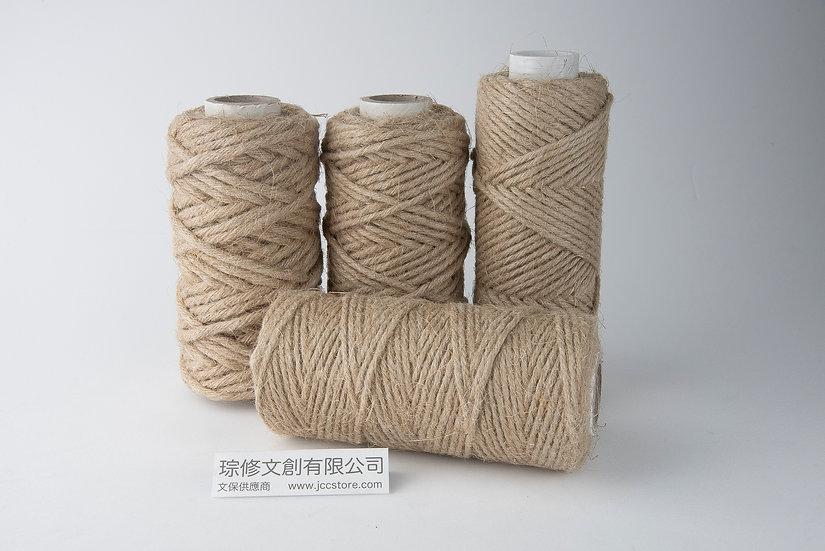 亞麻圓綴帶 Linen Bookbinding Cord