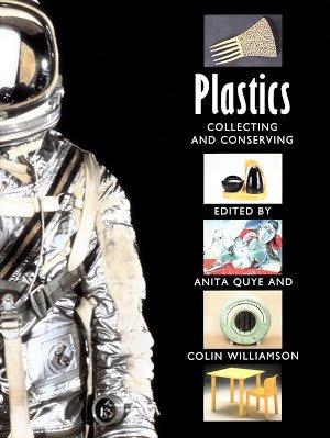 塑膠藏品:收藏與維護