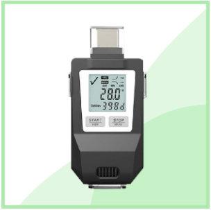 Etemp Keeper 溫濕度資料收集器