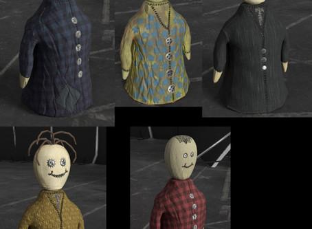 Жуткие куклы для пятилетнего ребёнка