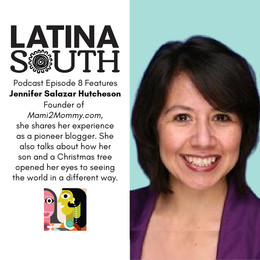 Jennifer Salazar Hutcheson on Blogging, Family, and Living in the South | Ep. 8