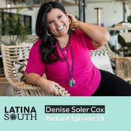 Denise Soler Cox on Being EÑYE and Belonging | Ep. 19