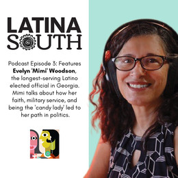 Mimi Woodson on her Path to Politics: Faith, Military, and being the Candy Lady | Ep. 3