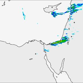מערכת גשם ראשונה לסתיו 2021