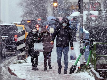 פסח קר במיוחד,  הלילה קיים חשש לכפור במקומות המועדים