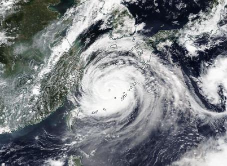 טייפון מייסאק צפוי לפגוע קשה בקוריאה