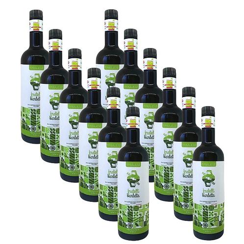 Confezione da 12 bottiglie da 0,75 Litri, Fruttato Medio