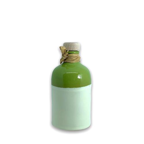 Orcio 250 ml bicolore pistacchio avorio