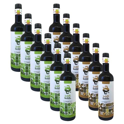 Confezione da 12 bottiglie da 0,75 Litri, SELEZIONE EXTRAVERGINE