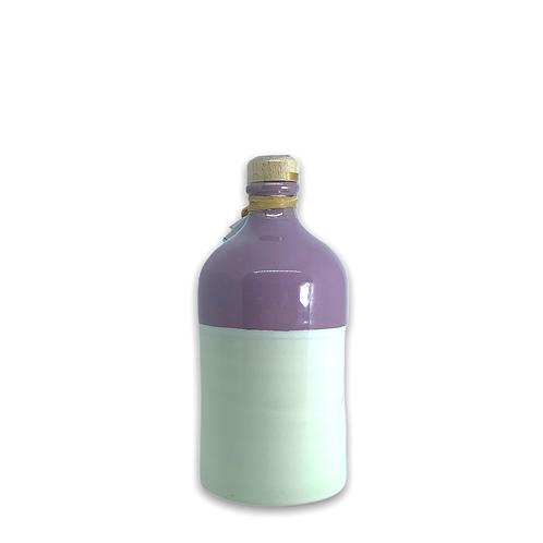 Orcio 500 ml bicolore rosa avorio