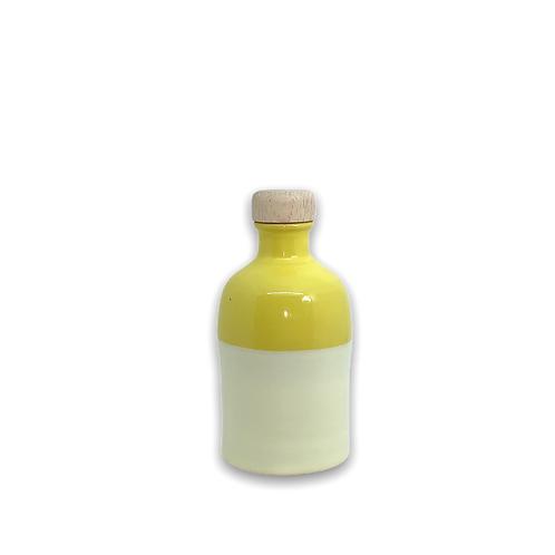 Orcio 100 ml bicolore giallo avorio