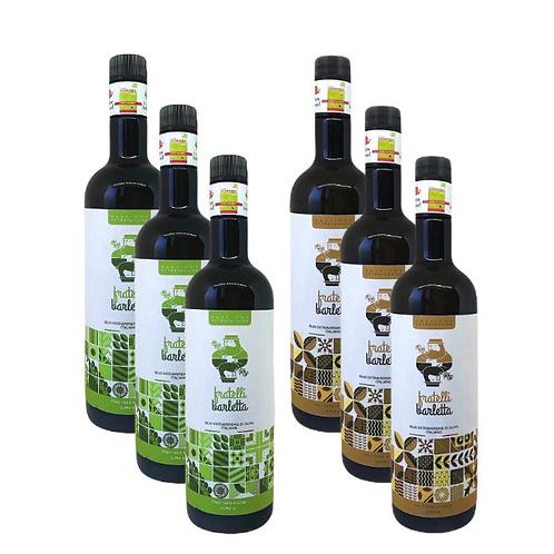 Confezione da 6 bottiglie da 0,75 Litri, SELEZIONE EXTRAVERGINE