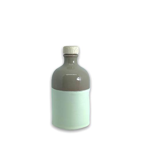 Orcio 250 ml bicolore tortora avorio