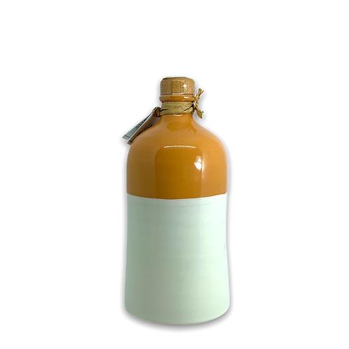 Orcio 500 ml bicolore arancio avorio