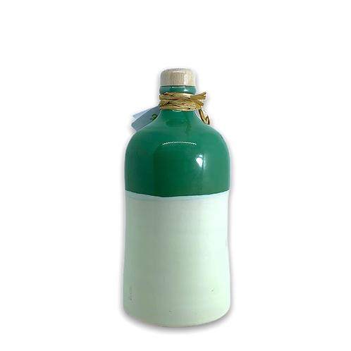 Orcio 500 ml bicolore verde avorio