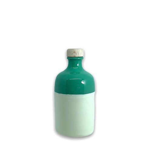 Orcio 250 ml bicolore verde avorio
