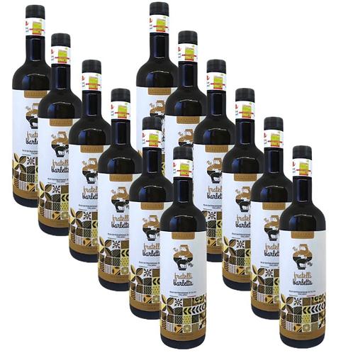 Confezione da 12 bottiglie da 0,75 Litri, Fruttato Intenso