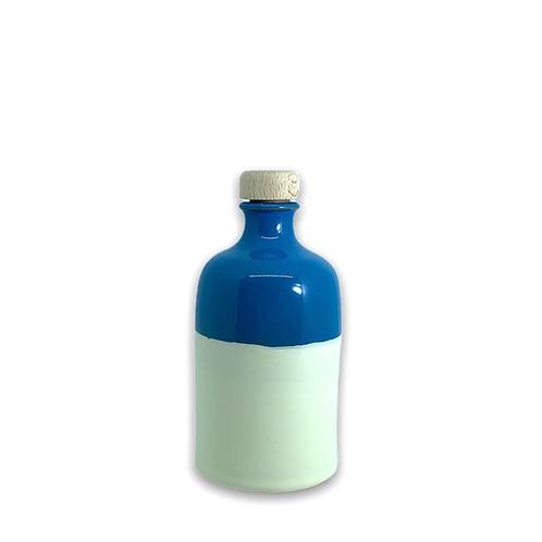 Orcio 250 ml bicolore blu avorio
