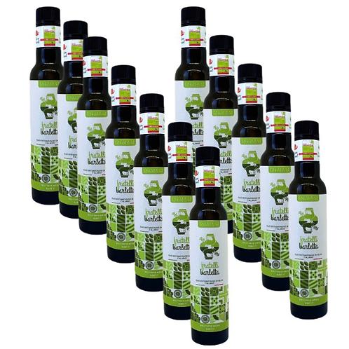 Confezione da 12 bottiglie da 0,25 Litri, Fruttato Medio