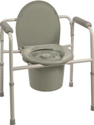 Commode Three and One