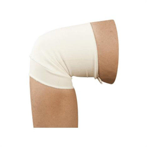 AT SURGICAL PULL ON KNEE CAP SUPPORT BRACE WITH DOUBLE FOLD ELASTIC