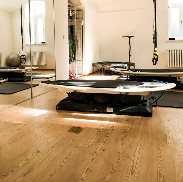 Ivileague Fitness Studio Schwabing