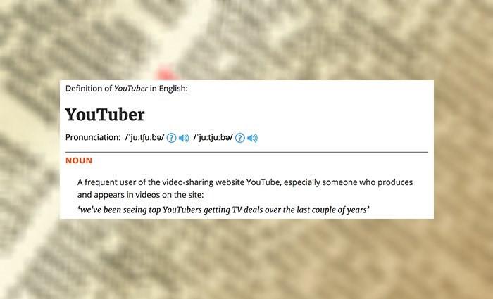 youtuber dicionario noticia link do oxford