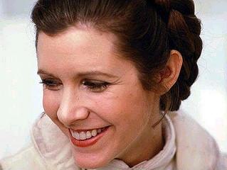 Adeus Princesa Leia morre aos 60 anos