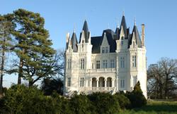 Réfection Château de la Barre 49
