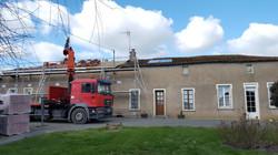 Rénovation tuiles